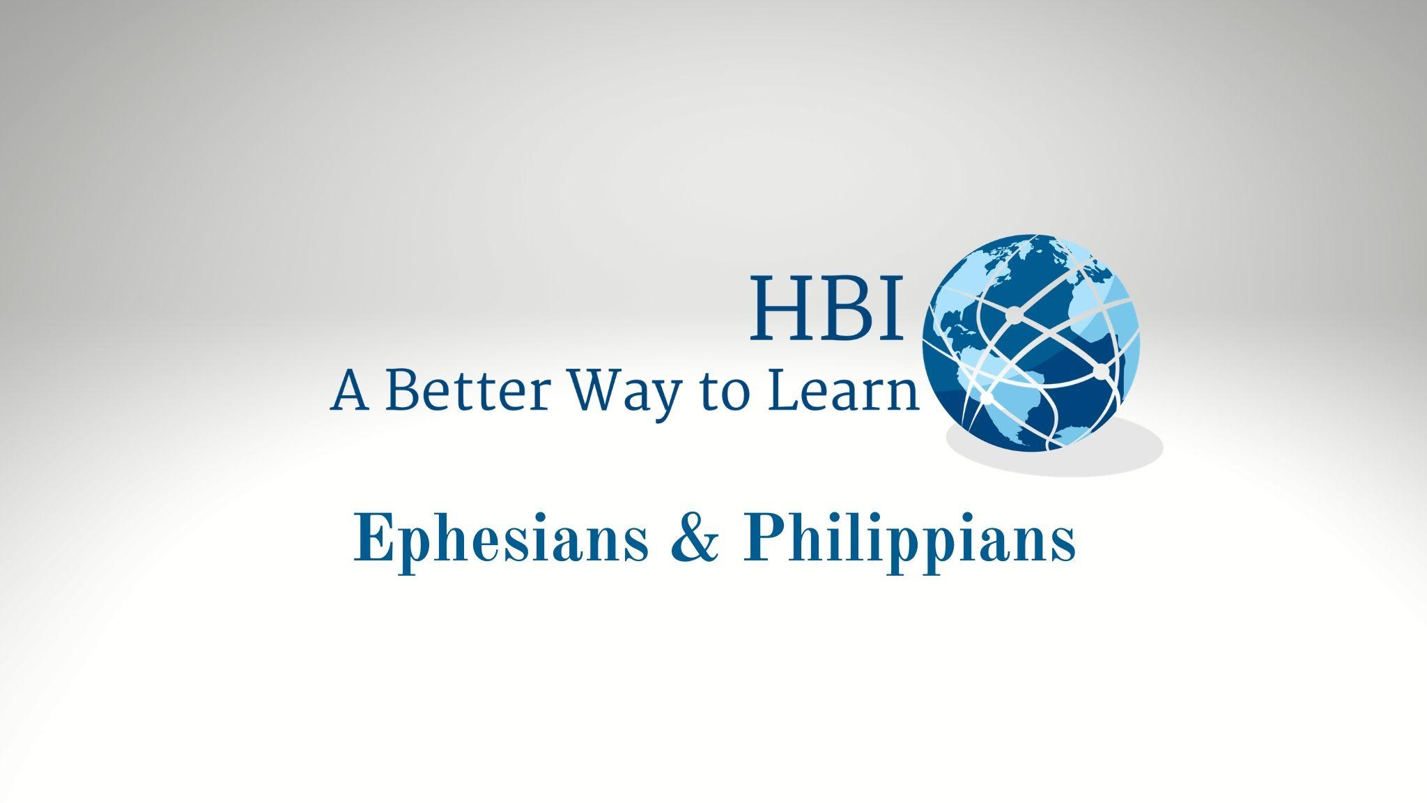Ephesians and Philippians